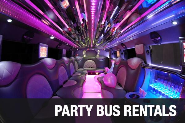 Party bus Rentals cape coral